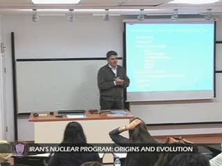 Nuclear program of Iran